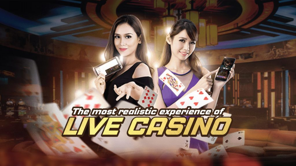 The Best Strategies For Live Casino